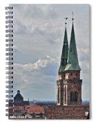 Nuremberg Nbrg075 Spiral Notebook