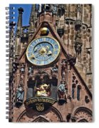 Nurnberg Nbrg038 Spiral Notebook