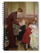Nursery School Spiral Notebook