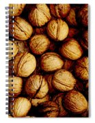 Nuts Spiral Notebook