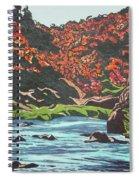 Nyangombe River Spiral Notebook