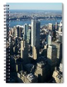 Nyc 1 Spiral Notebook