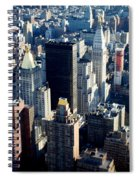 Nyc 2 Spiral Notebook