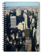 Nyc 5 Spiral Notebook