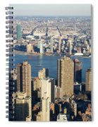 Nyc 6 Spiral Notebook