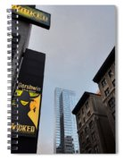 Nyc-and The Other Was Spiral Notebook