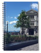 Nyc Battery Park Spiral Notebook