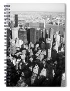 Nyc Bw Spiral Notebook