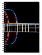 Nylon Acoustic Spiral Notebook