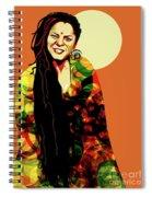 O' Fania Spiral Notebook