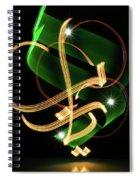 O God, Ya Allah In Arabic Spiral Notebook