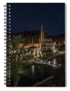 O Holy Night Spiral Notebook