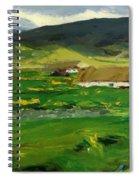 O Malley Home Achill Island County Mayo Ireland 1913 Spiral Notebook