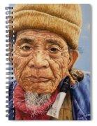 O Mr Mountain Baguio Spiral Notebook