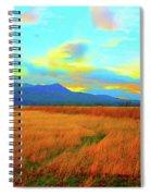 O Prairie Mother Spiral Notebook