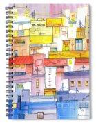 O Town Spiral Notebook