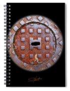 O2 Spiral Notebook