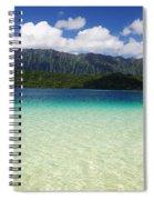 Oahu, Kaneohe Bay Spiral Notebook