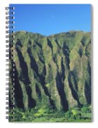 Oahu Rugged And Lush Spiral Notebook