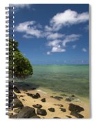 Oahu's East Coast 5 Spiral Notebook