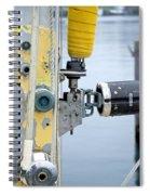 Oak Bluffs Sailor Spiral Notebook