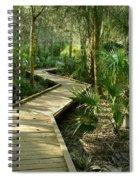 Oak Hammock Trail, Florida Spiral Notebook