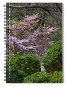 Oak Hill Cemetery Crosses Spiral Notebook