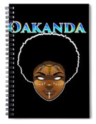 Oakanda  Spiral Notebook
