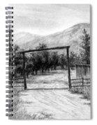 Oakley Ranch Entrance Spiral Notebook