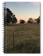 Oaks At Dusk Spiral Notebook