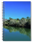 Oasis Reflection Spiral Notebook