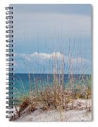 Oats On The Sand Spiral Notebook