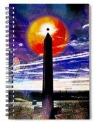 Obelish Eclipse Spiral Notebook