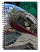 10108 Obi-wan's Starfighter Spiral Notebook