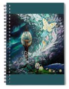 Observation Deck Spiral Notebook