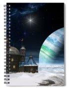 Observatory Spiral Notebook