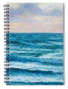 Ocean Art 2 Spiral Notebook