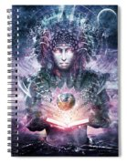 Ocean Atlas Spiral Notebook