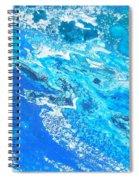 Ocean Blue -tac Spiral Notebook