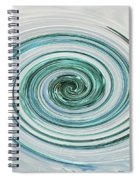 Ocean Blue Whip Spiral Notebook