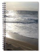Ocean City  Spiral Notebook
