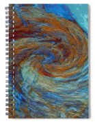 Ocean Colors Spiral Notebook