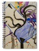 Ocean Gazer Spiral Notebook