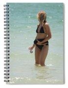 Ocean Lady Spiral Notebook