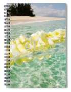 Ocean Lei Spiral Notebook