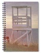 Ocean Lookout Spiral Notebook