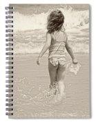 Ocean Moment Spiral Notebook