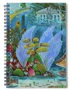 Ocean Reef Paradise Spiral Notebook