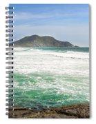 Ocean Relax Spiral Notebook