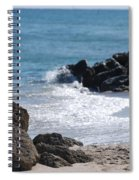 Ocean Rocks Spiral Notebook